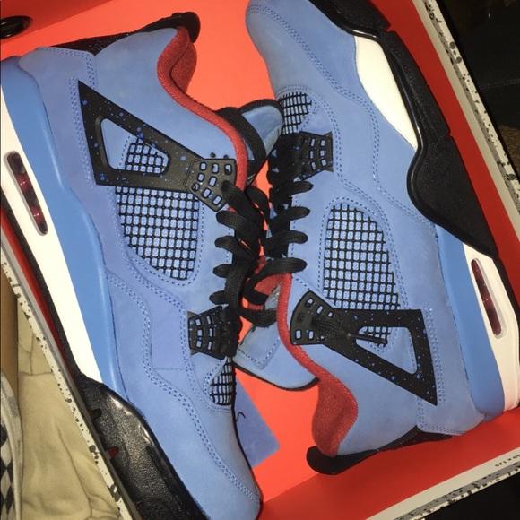 485f0cb4720 Jordan Shoes | Travis Scott Cactus Jack 4s | Poshmark
